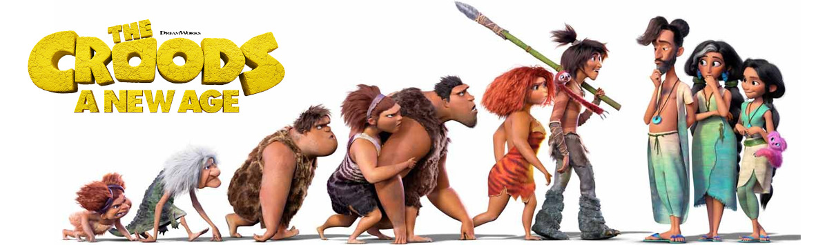 CROODS: THE NEW AGE